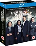 Person of Interest - Season 1-2 [Blu-ray] [Region Free]