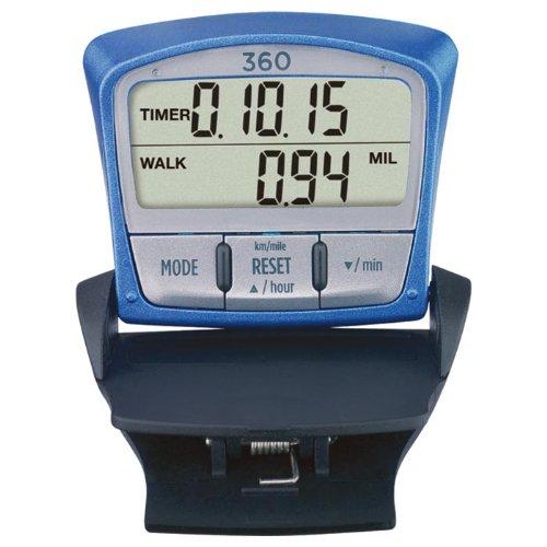 Sportline 360 Total Fitness Pedometer