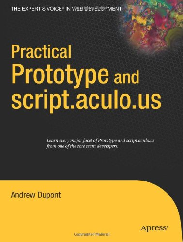 Practical Prototype and script.aculo.us