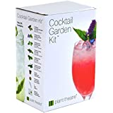 Plant Theatre Cocktail Garden Kit - 6 Varieties to Grow - Great Gift for the Gardener who Enjoys a Cocktail!