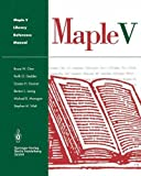 img - for Maple V Library Reference Manual book / textbook / text book