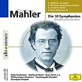 Die Symphonien, Orchesterlieder (Eloquence) title=