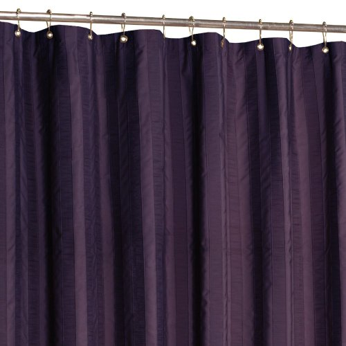 Green Shower Curtain Target Eggplant or Plum Curtains