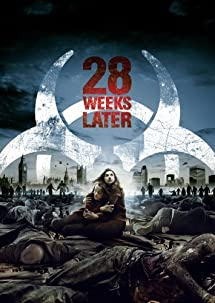 28 weeks later zombie movie