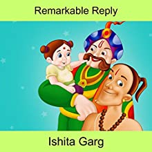 Remarkable Reply Audiobook by Ishita Garg Narrated by John Hawkes
