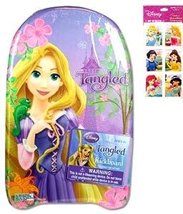 rapunzel kickboard 17 x10 and disney princess stickers 3 x6 4 sheets. Black Bedroom Furniture Sets. Home Design Ideas