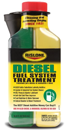 Rislone 4740 Yellow Diesel Fuel System Treatment - 16.9 oz.