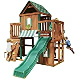 summerstone cedar summit playset instructions