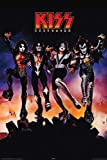 NMR 241041 KISS Destroyer Decorative Poster