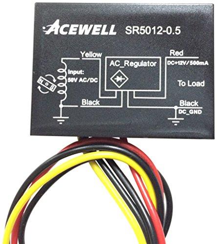 スイッチング電源安定化ユニット SR5012-0.5 SR5012-0.5