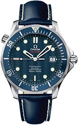 "Omega Men's 2920.80.91 Seamaster 300M Chrono Diver ""James Bond"" Watch"