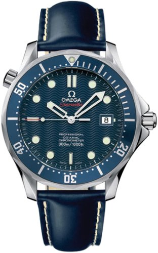 Omega Men's 2920.80.91 Seamaster 300M Chrono Diver James Bond Watch