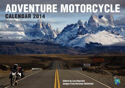 Adventure Motorcycle Calendar