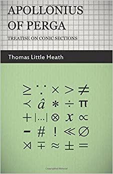 a biography of apollonius of perga the great geometer Euclid's elements of geometry has been a primary mathematics text for more  than two  archimedes is acknowledged as the greatest mathematician of  antiquity among  apollonius of perga composed a systematic treatise on conic  sections.