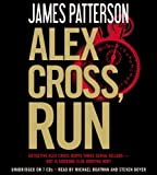 James Patterson Alex Cross, Run (1as Best Audio CD Silver (Parade))