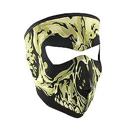 ZANheadgear Neoprene Skull Face Mask