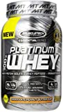 MuscleTech Platinum 100% Whey Supplement, Chocolate Peanut Butter Cup, 2.01 Pound