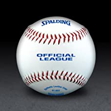 Spalding Official League Baseball