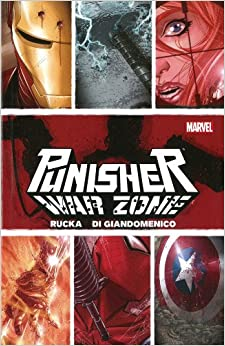 Punisher: Enter the War Zone Paperback – June 11, 2013