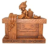 Heirloom Box - Pinocchio on Workbench