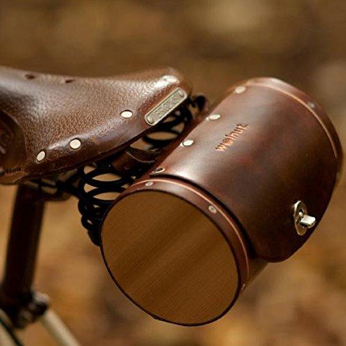 Walnut Studiolo Bicycle Seat Saddle Barrel Bag 3
