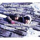 Battesimo Bambini e Festival em Nain - Nunatsiavut, Terranova e Labrador, Canada 1965-1966 (Álbuns de Fotos)