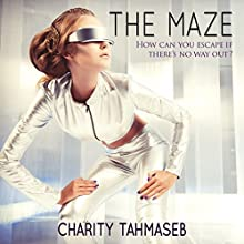 The Maze: Three Tales of the Future (       UNABRIDGED) by Charity Tahmaseb Narrated by Ashley Klanac