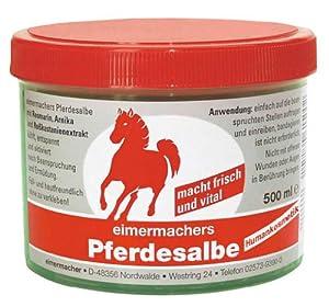 Eimermacher Pferdesalbe, 500 ml Dose