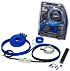 Stinger 8 Gauge 6000 Series Amp Wiring Kit with RCA Interconnects