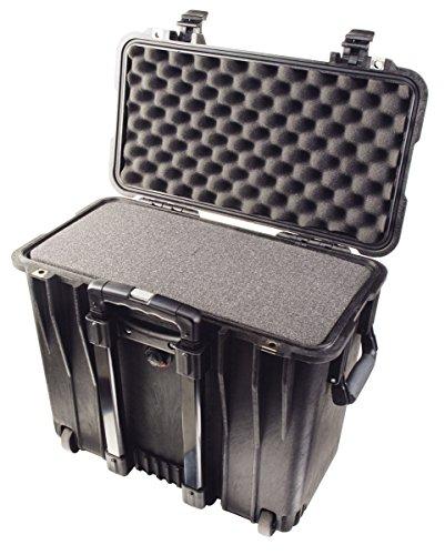 Pelican 1440 Case with Foam for Camera (Black) (Pelican Case Medium compare prices)