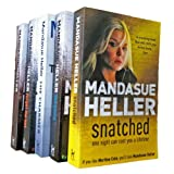 Mandasue Heller Mandasue Heller: 5 book collection pack: (Forget Me Not / The Game / The Charmer / The Front / Snatched rrp £34.95 (Mandasue Heller))