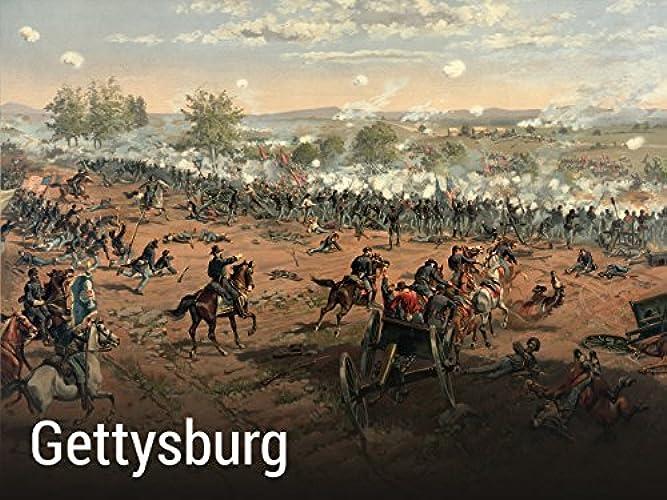 Gettysburg Season 1 Episode 1