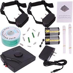 Amazon Com W 227 Electric Fencing Shock Collar System