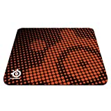 SteelSeries QcK Gaming Mouse Pad (Heat Orange)
