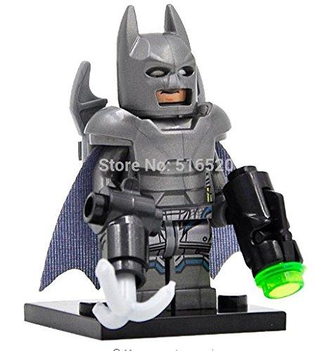 Minif (Deathstroke Batman Costume)