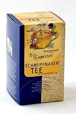 Sonnentor Schnupfnasen-Tee Bio-Bengelchen Teebeutel, 2er Pack (2 x 20 g) - Bio von Sonnentor bei Gewürze Shop