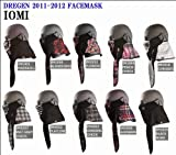 11-12 DREGEN/ドレゲン IOMI/アイオミ フェイスマスク