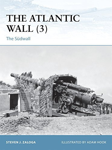 The Atlantic Wall (3): The Sudwall (Fortress)