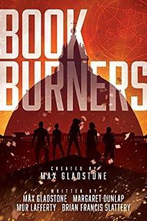 Book Cover: Bookburners