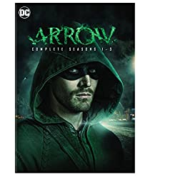 Arrow Bundle Season 1-3