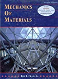 Mechanics of Materials, Second Edition w/CD plus Chapter Two from Cases in Mechanics of Materials (0471419559) by Craig
