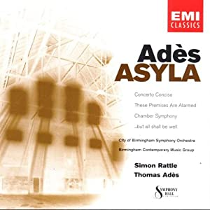 Ads Asyla Chamber And Orchestral Works by EMI