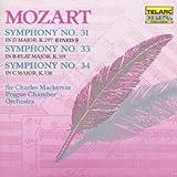 Mozart: Symphonies Nos 31, 33 & 34