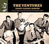 8 Classic Albums [Audio CD] The Ventures The Ventures