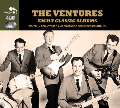 The Ventures - 8 Classic Albums - Ventures - Zortam Music