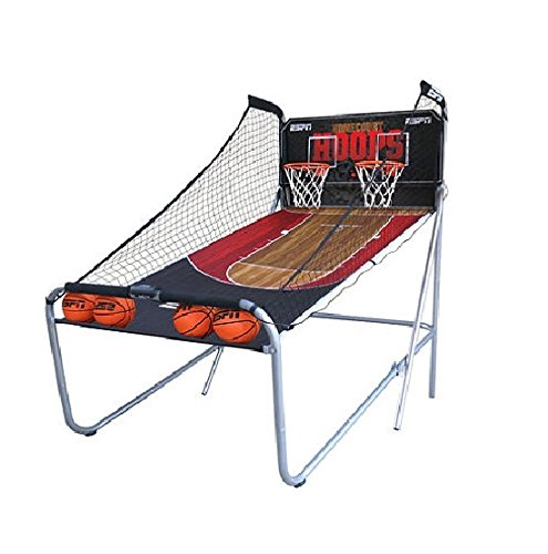 Find Cheap ESPN Two 2-Player Arcade Size Electronic Basketball Game w/ LED Scorer