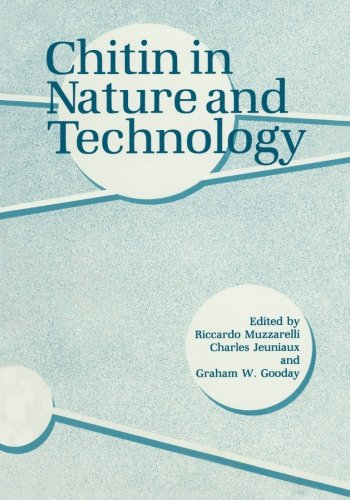 Chitin in Nature and Technology PDF
