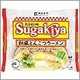 寿がきや 即席SUGAKIYAラ-メン 110g (6入り)