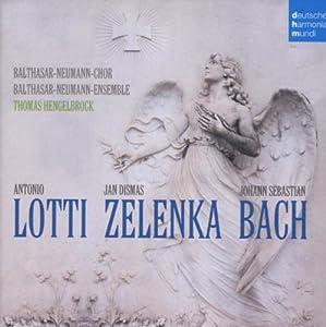 Bach Lotti Zelenka from Sony Music Classical