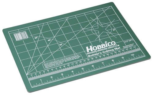 "Hobbico 9 x 12"" Builder's Cutting Mat"